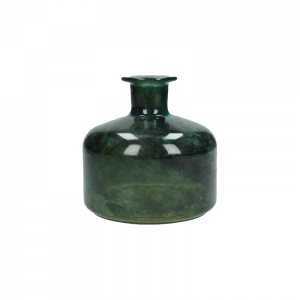 Dekoverleih Vase Marmor grün