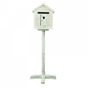 Dekoverleih Briefkasten Vogelhaus