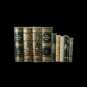 Dekoverleih Vintage Bücher