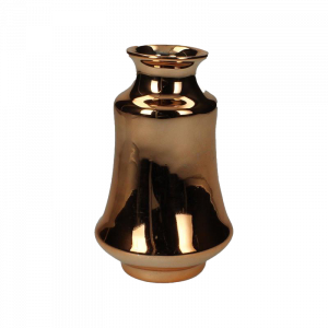 Dekoverleih Hochzeitsdekoration Vase Kupfer