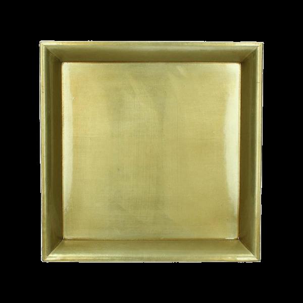 Dekoverleih Tablett Gold