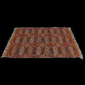 Dekoverleih Boho Teppich Vintage