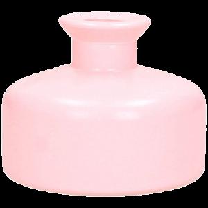 Verleih Vase Pink Bottleform