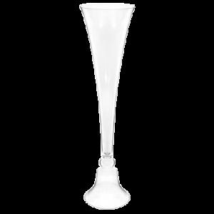 Verleih Glasvase Pokal 100cm
