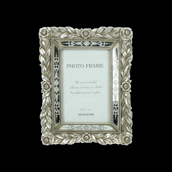 Verleih Bilderrahmen Spiegel Silber Hochzeitsdeko Tischnummer
