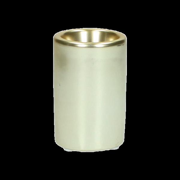 Verleih Kerzenhalter Gold